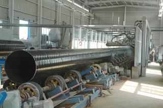 3pe钢管生产线